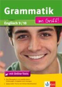 Grammatik im Griff. Englisch 9./10. Klasse mit Online-Abschlusst