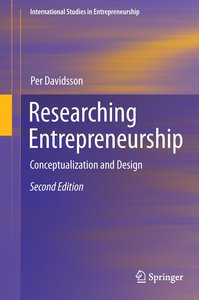 Researching Entrepreneurship