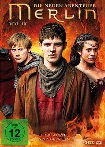 Merlin - Die neuen Abenteuer. Volume 10