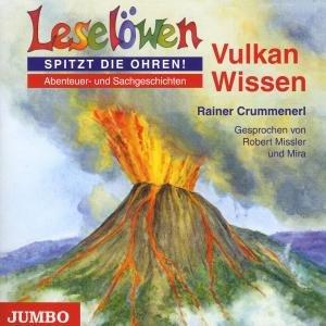 Leselöwen: Vulkan Wissen