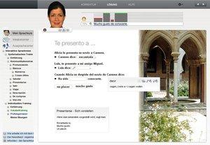 kommunikationstrainer español
