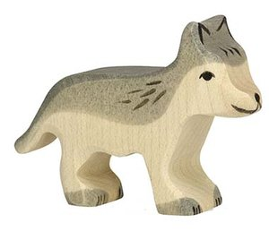 Wolf klein