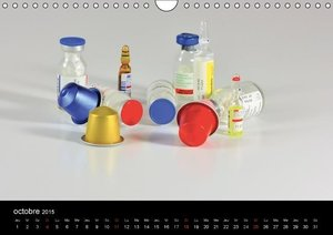 ADDICTION CAFE (Calendrier mural 2015 DIN A4 horizontal)