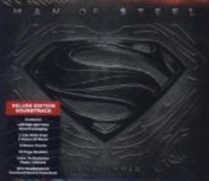 Man Of Steel/OST Deluxe-Version 2 CD