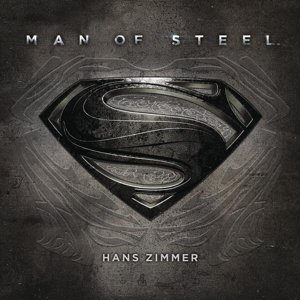 Man Of Steel/OST Deluxe-Version 2 CD
