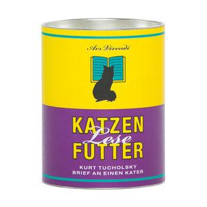 KatzenLeseFutter - Tucholsky, Brief an einen Kater