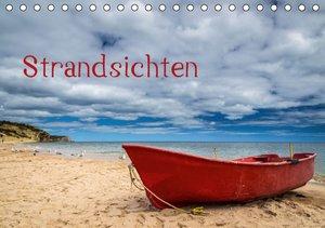 Strandsichten (Tischkalender 2016 DIN A5 quer)