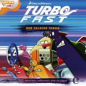 (3)Original HSP z.TV-Serie-Der Falsche Turbo