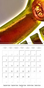 Molecular Cooking 2016 (Wall Calendar 2016 300 × 300 mm Square)