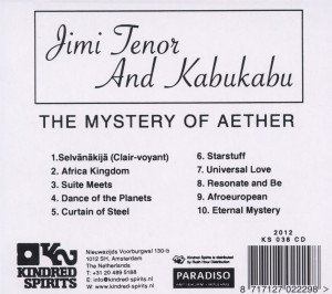 Mystery of Aether (CD)