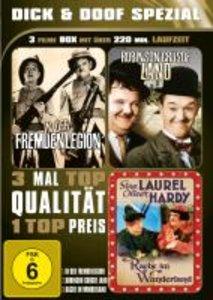Dick & Doof Spezial (3Filme)