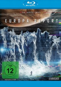 Europa Report-Blu-ray Disc