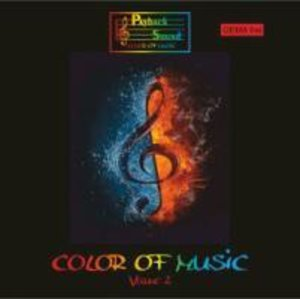 Matthes, R: Color of Music: Vol.2 - Gemafreie Musik (Chillou
