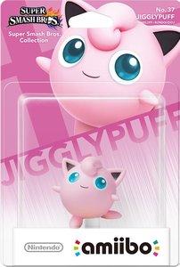 amiibo Super Smash Bros. Collection - Jigglypuff, Pummeluff, No