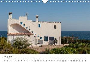 Southern Mallorca Island of Dreams (Wall Calendar 2016 DIN A4 La