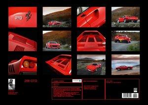 Ferrari 288 GTO (Posterbuch DIN A2 quer)