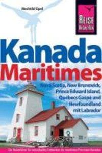 Kanadas Maritime Provinzen. Reisehandbuch