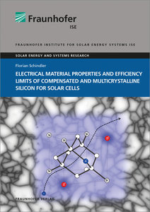 Electrical Material Properties and Efficiency Limits of Compensa