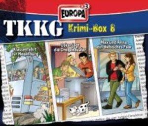 TKKG Krimi-Box 08