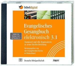 Evangelisches Gesangbuch elektronisch, Update auf Version 3.1