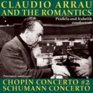 Claudio Arrau und die Romantiker