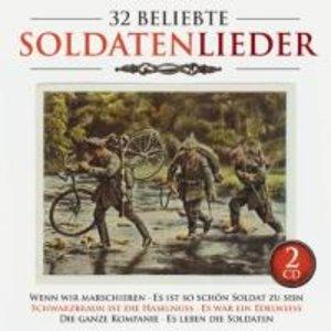 32 beliebte Soldatenlieder