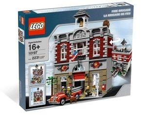 LEGO Creator 10197 - Feuerwache, Fire Brigade
