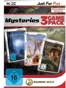 Just for Fun Mysteries 3 Game Pack 2 - Geisterstadt / Fate of th