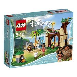 LEGO Disney Princess 41149 - Vaianas Abenteuerinsel