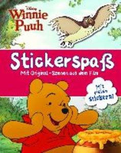 Disney - Stickerspaß Winnie Puuh