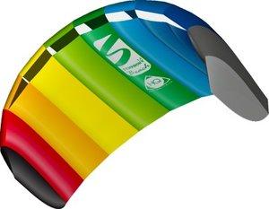 Invento 11768050 - Symphony Beach III 1.3 Rainbow, Lenkmatte 130