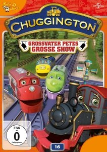 Chuggington Vol.16