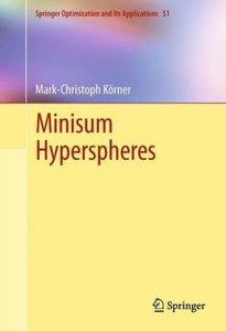 Minisum Hyperspheres