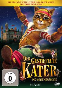 Der gestiefelte Kater (DVD)