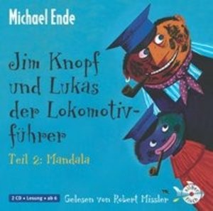 Jim Knopf und Lukas der Lokomotivführer - Teil 2: Mandala