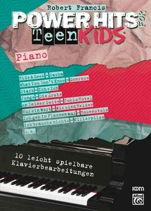 Power Hits for Teen Kids Piano