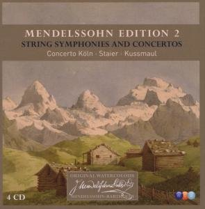 Edition Vol.2-String Symphonies & Concertos