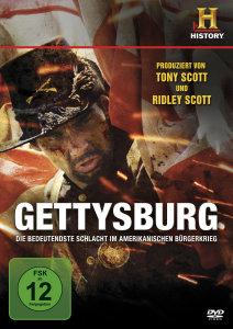 Gettysburg-Die Bedeutenste Schlacht Im Amerik.