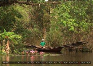 VIETNAM - Land der Flüsse (Wandkalender 2016 DIN A2 quer)