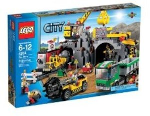 LEGO® City 4204 - Bergwerk