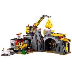 LEGO® City 4204 - Bergwerk - zum Schließen ins Bild klicken