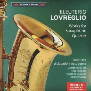 Werke für Saxophonquartett