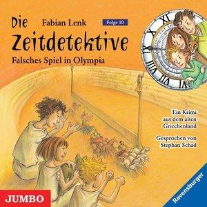 Die Zeitdetektive 10. Falsches Spiel in Olympia