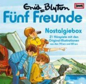 Fünf Freunde - Nostalgiebox
