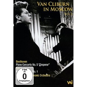 Van Cliburn in Moscow Vol.1