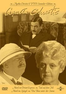 Agatha Christie 4 DVD Sammler-Edition