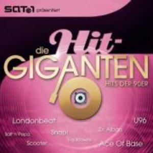Die Hit Giganten-Hits der 90er