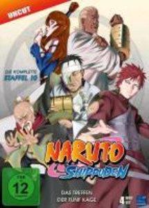 Naruto Shippuden - Staffel 10