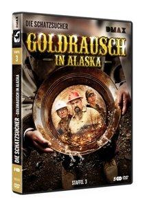 DMAX: Die Schatzsucher: Goldrausch in Alaska - Komplette Staffel