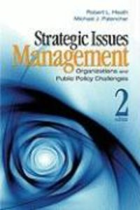 Strategic Issues Management: Organizations and Public Policy Cha